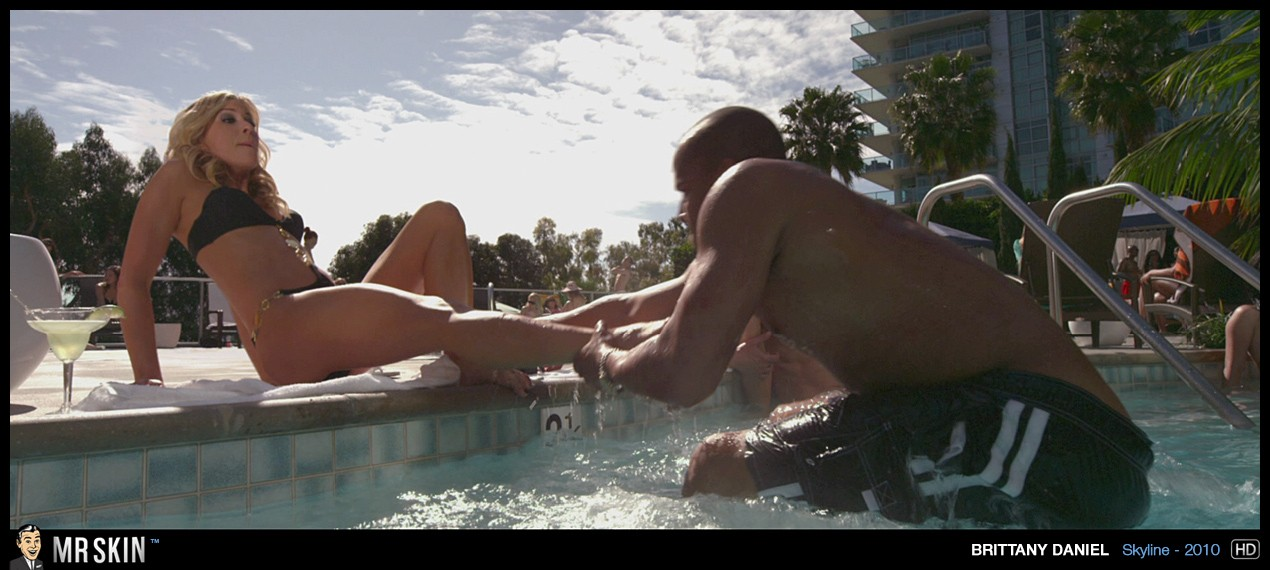 Brittany Daniel Nude Pics Best Fakes