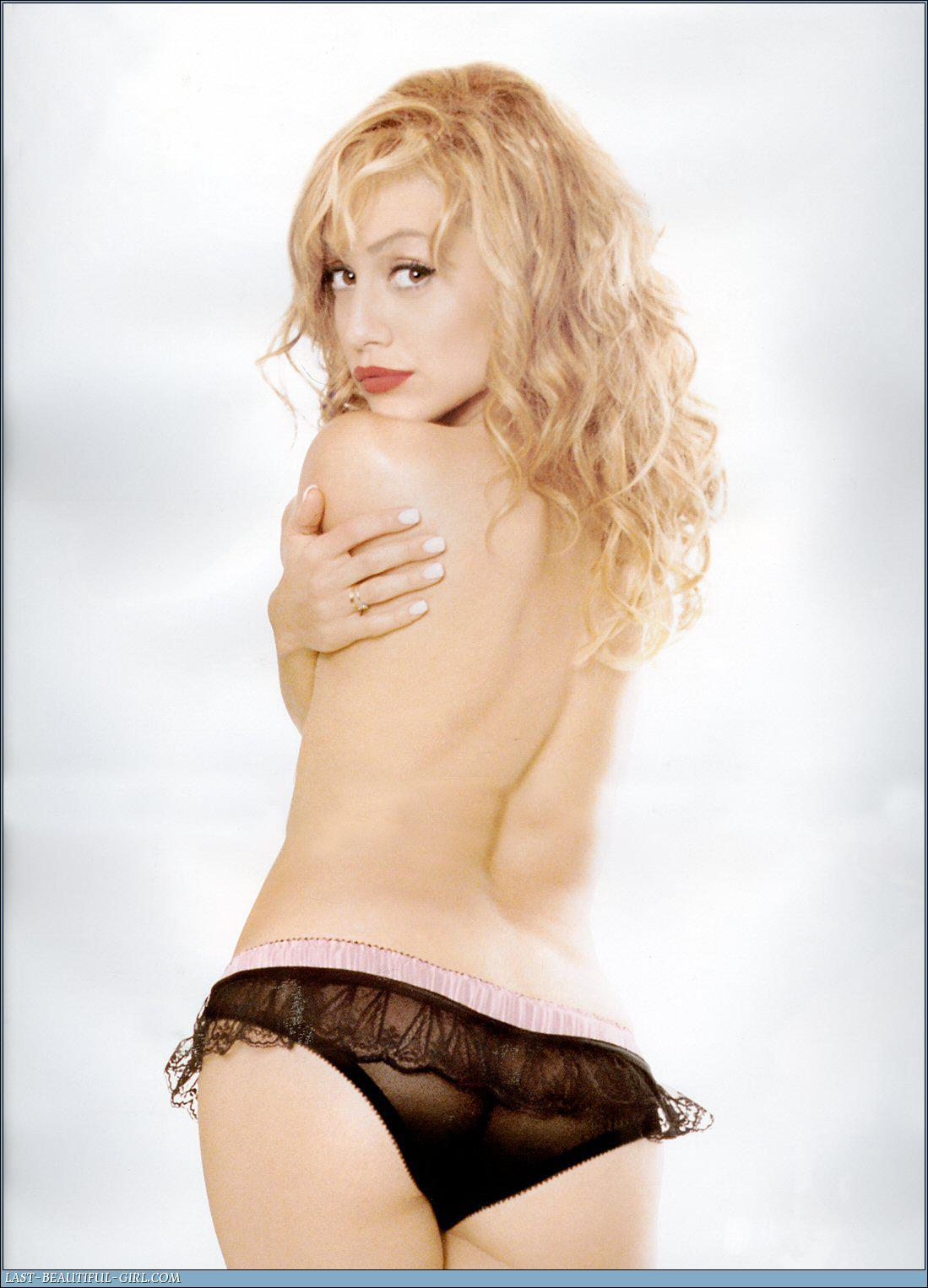 Britney murphy nude