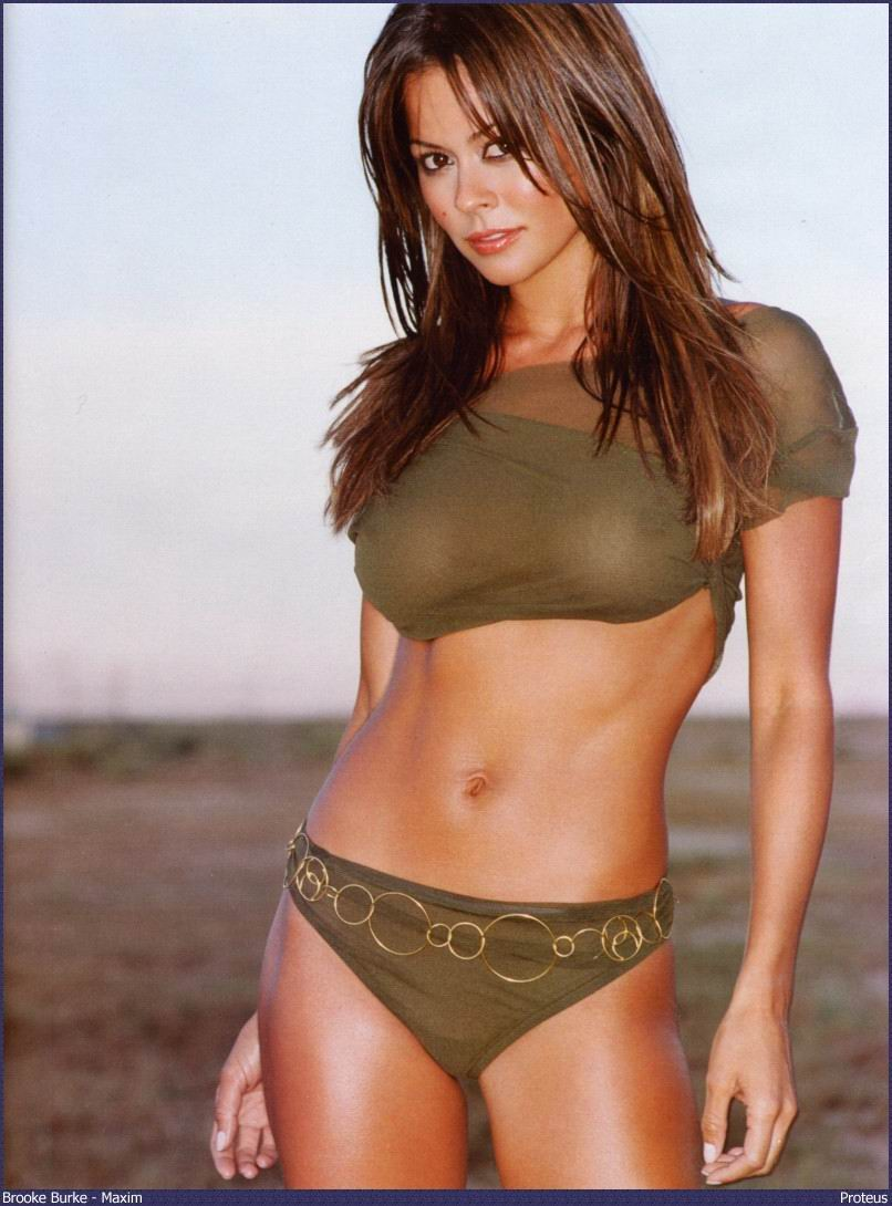 Brooke Burke - Fotos Desnuda - SexyFamosacom