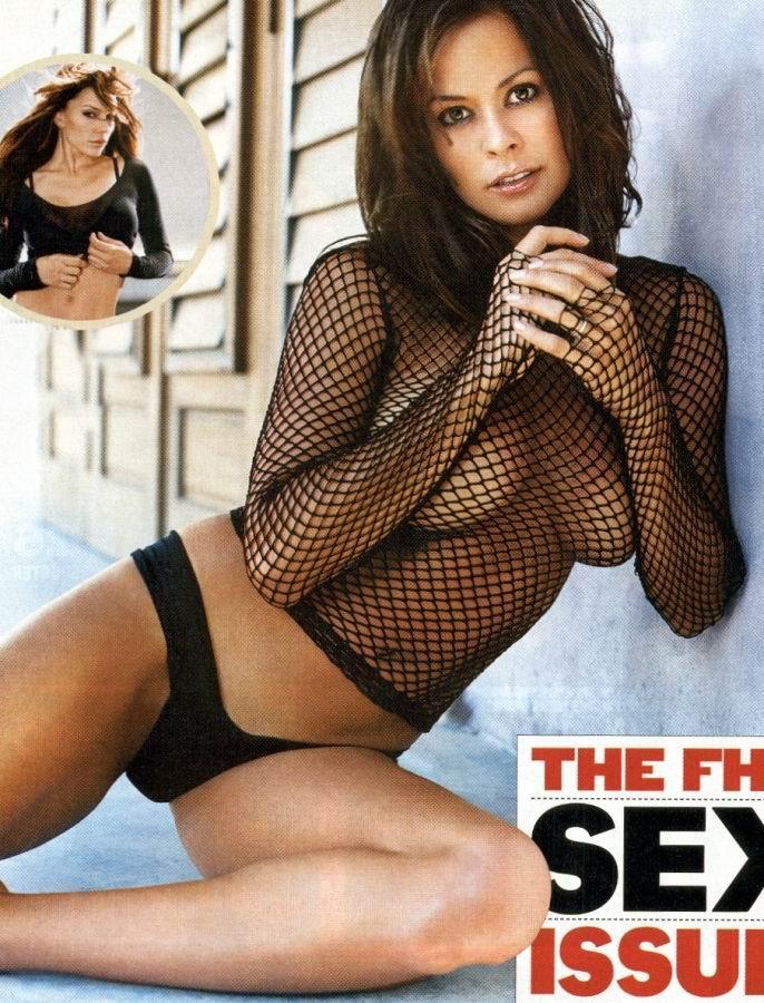 Brooke Burke desnuda en Playboy Blog De Pareja