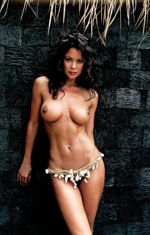 Big brooke burk playboy nude photos sexy hotpants hot
