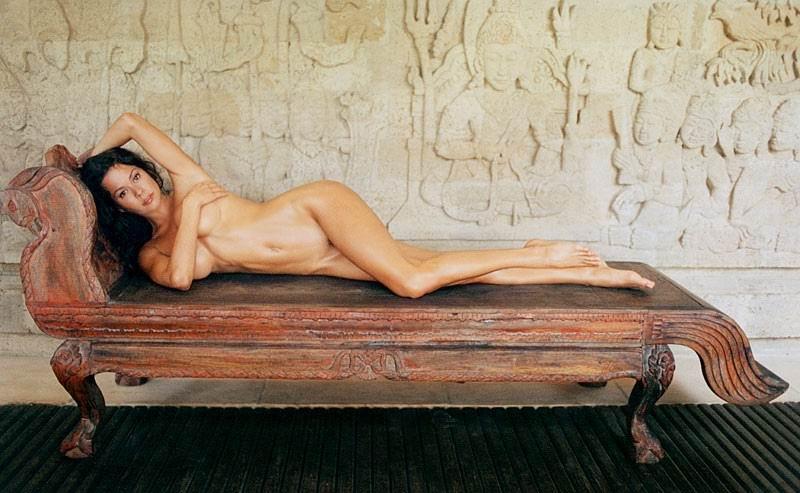 brooke burke nude photo shoot video № 77989