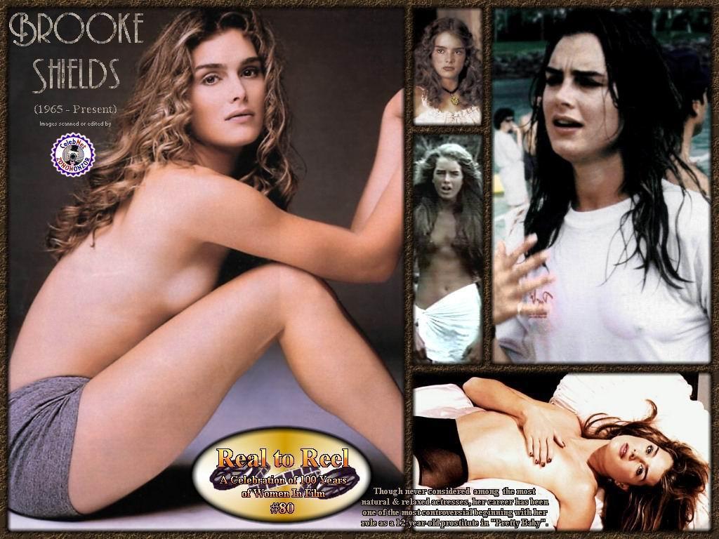 Brooke Shields Blue Lagoon Topless Sex Tape