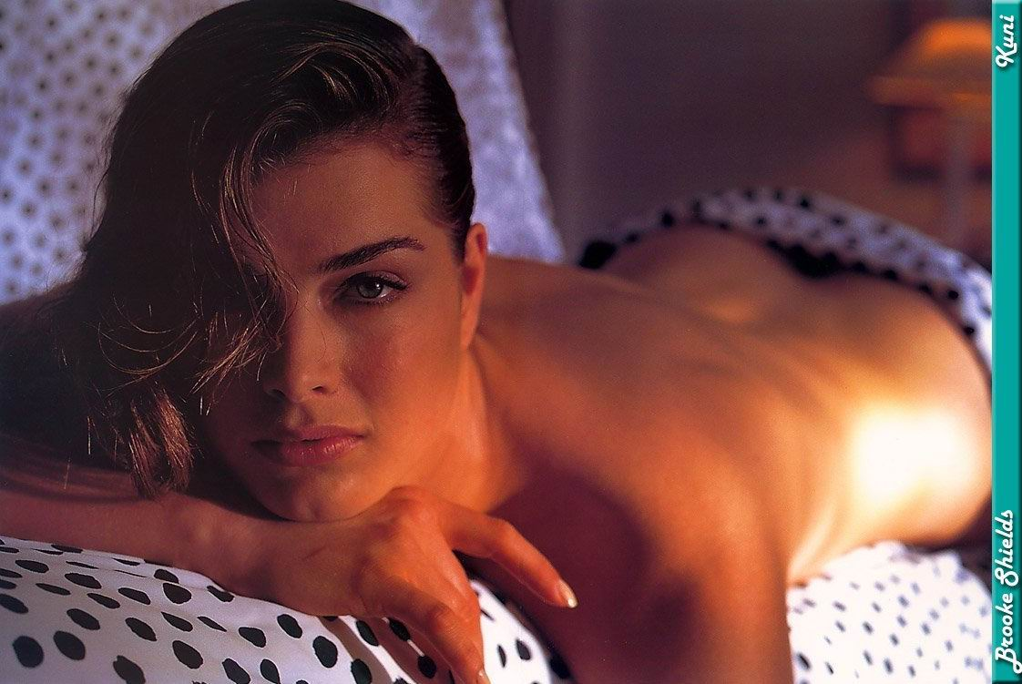 Brooke Shields Nude Picture