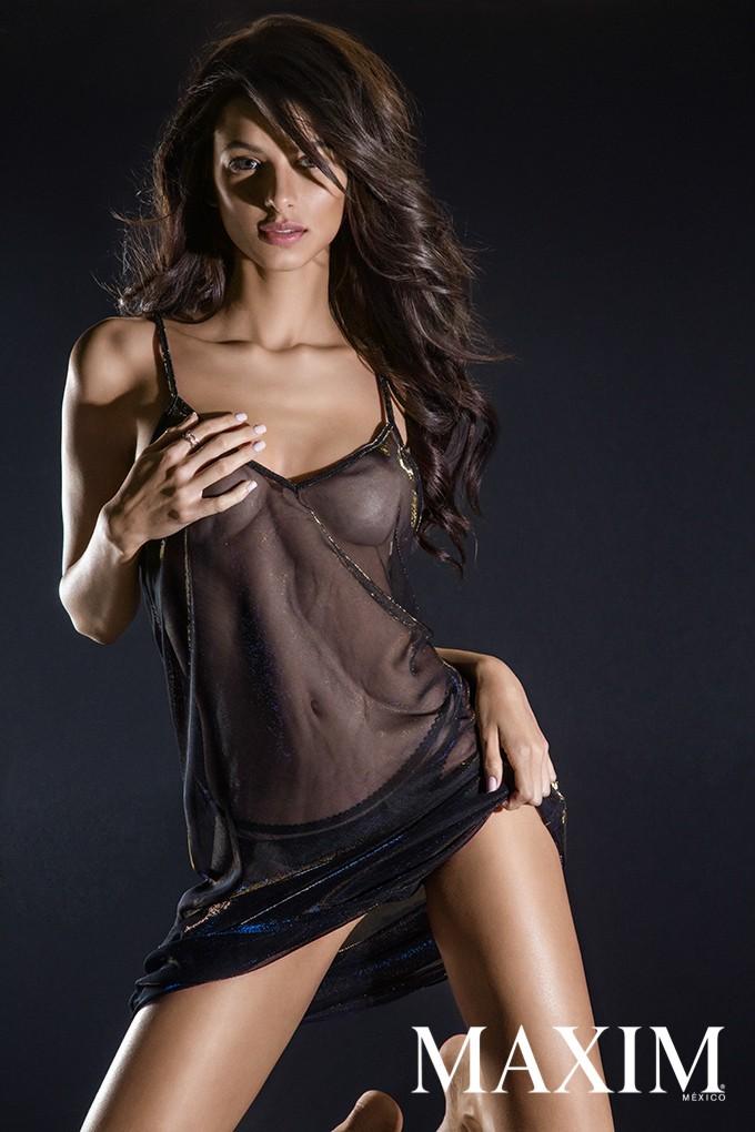 Bruna nackt Lirio Model Crush: