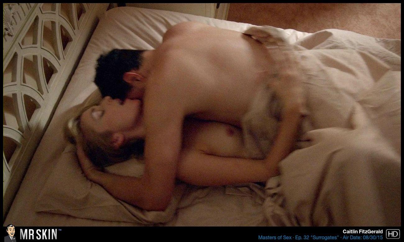 Caitlin Fitzgerald Nude