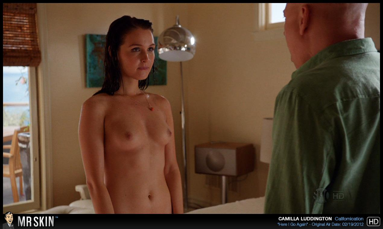 Camilla Luddington Nude, Naked - Pics And Videos -7692