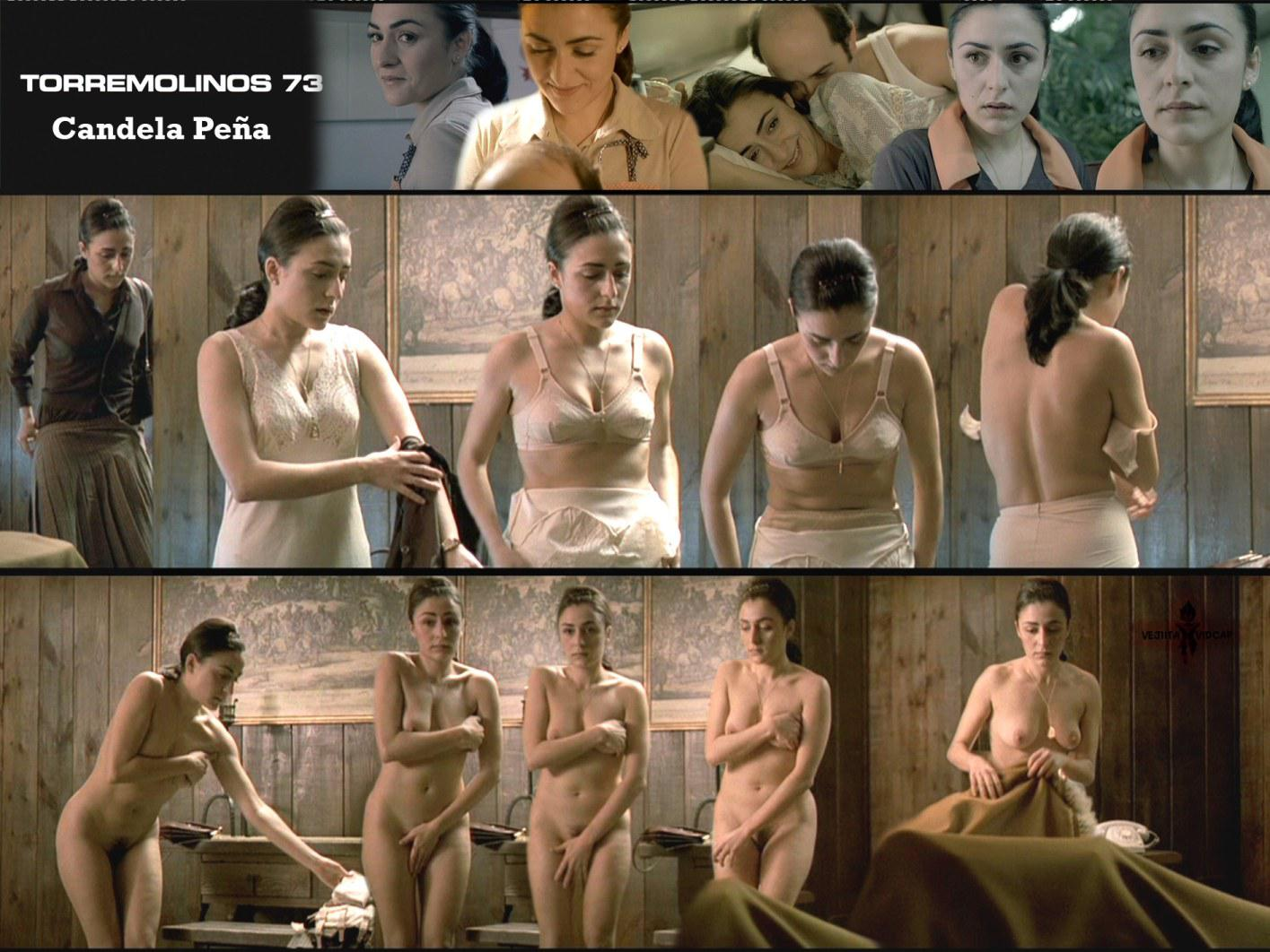 Candela Peña Follando desnuda - fotos de candela peña desnuda, tetas, pezon, culo