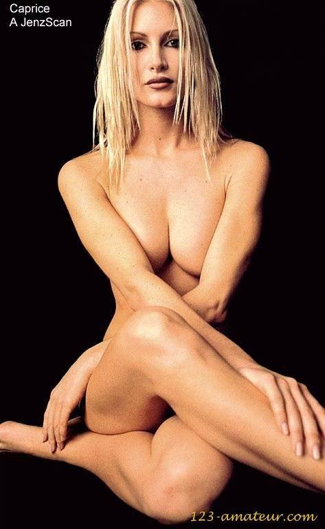Caprice bourret nude