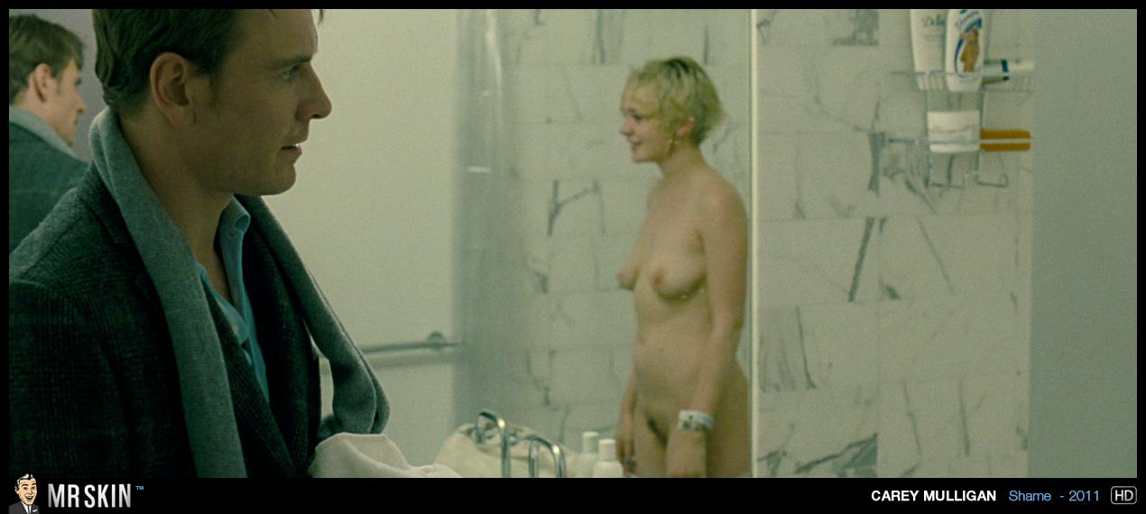Carey mulligan nude in shame
