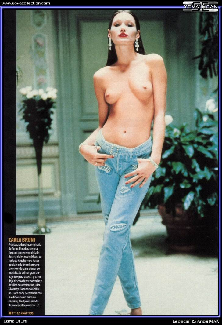 Carla Bruni Sex Scenes
