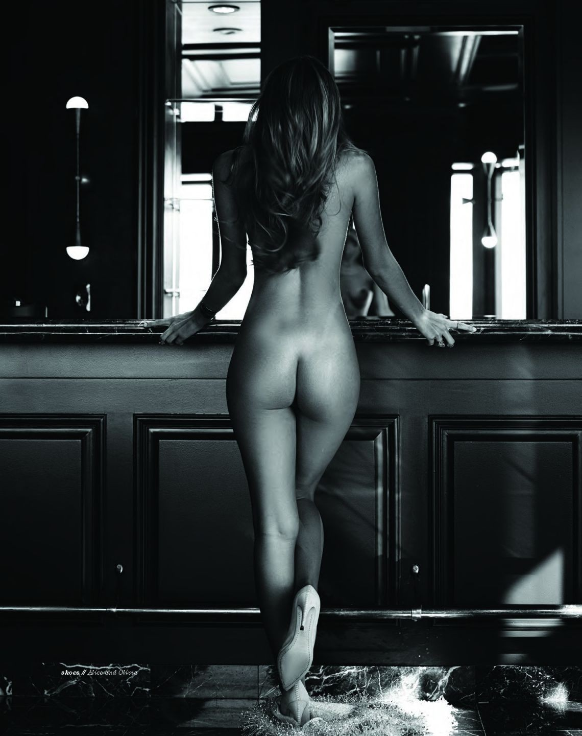 Emily ratajkowski naked treats magazine issue 3 by steve shaw 1 2012 5