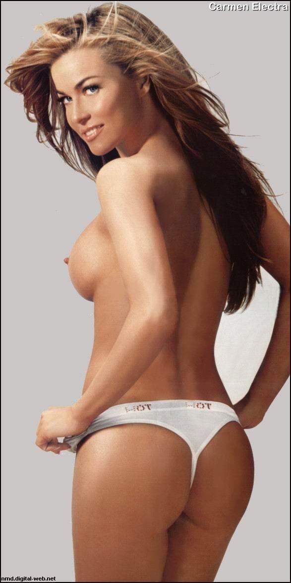 Fotos de carmen elecrta desnudas