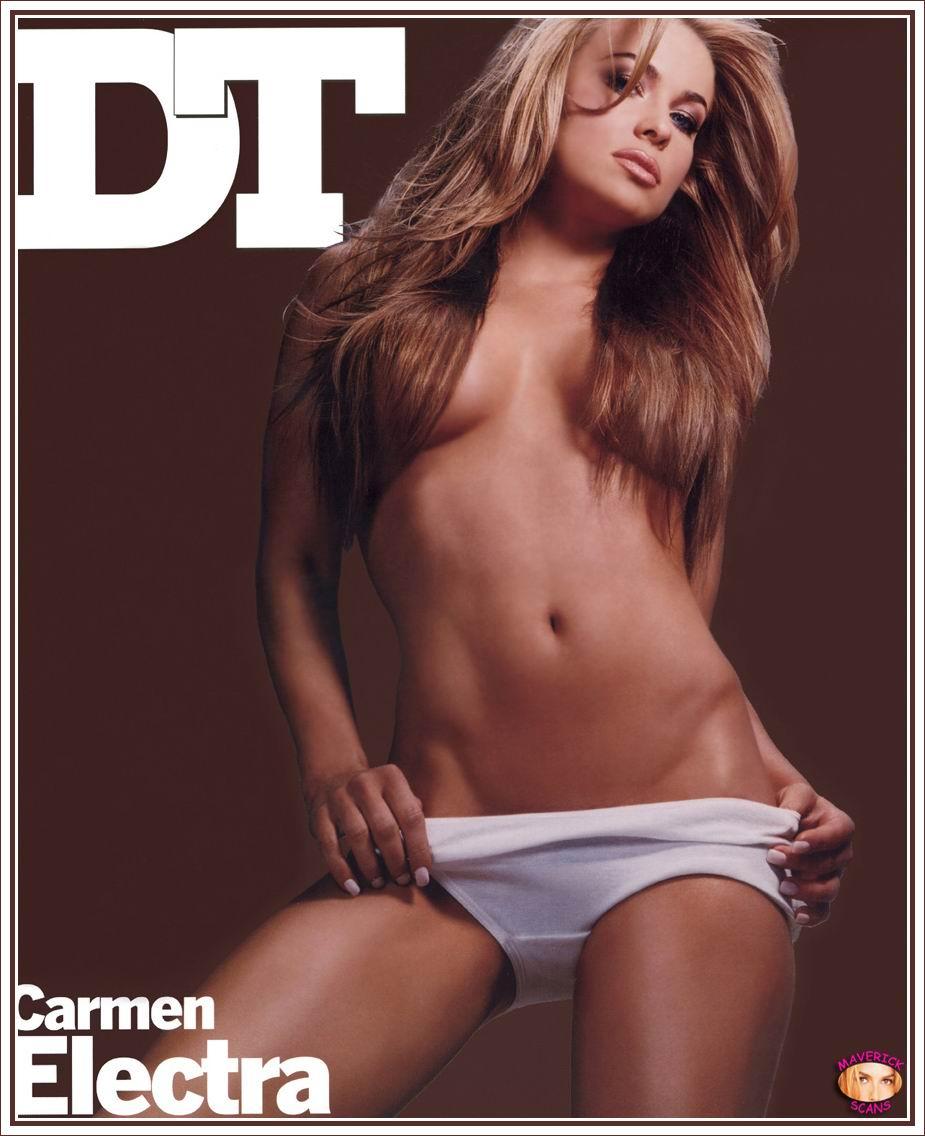 Carmen Electra Desnuda para Playboy - PlanetaSexoes