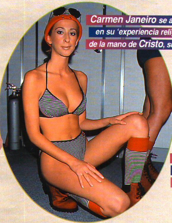 Carmen Janeiro Desnuda Fotos Y Vídeos Imperiodefamosas