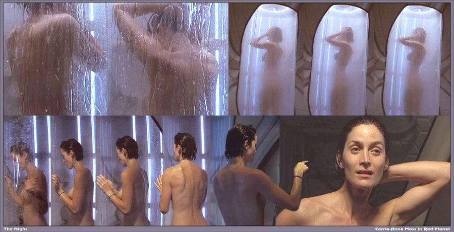 кэрри энн мосс голая фото