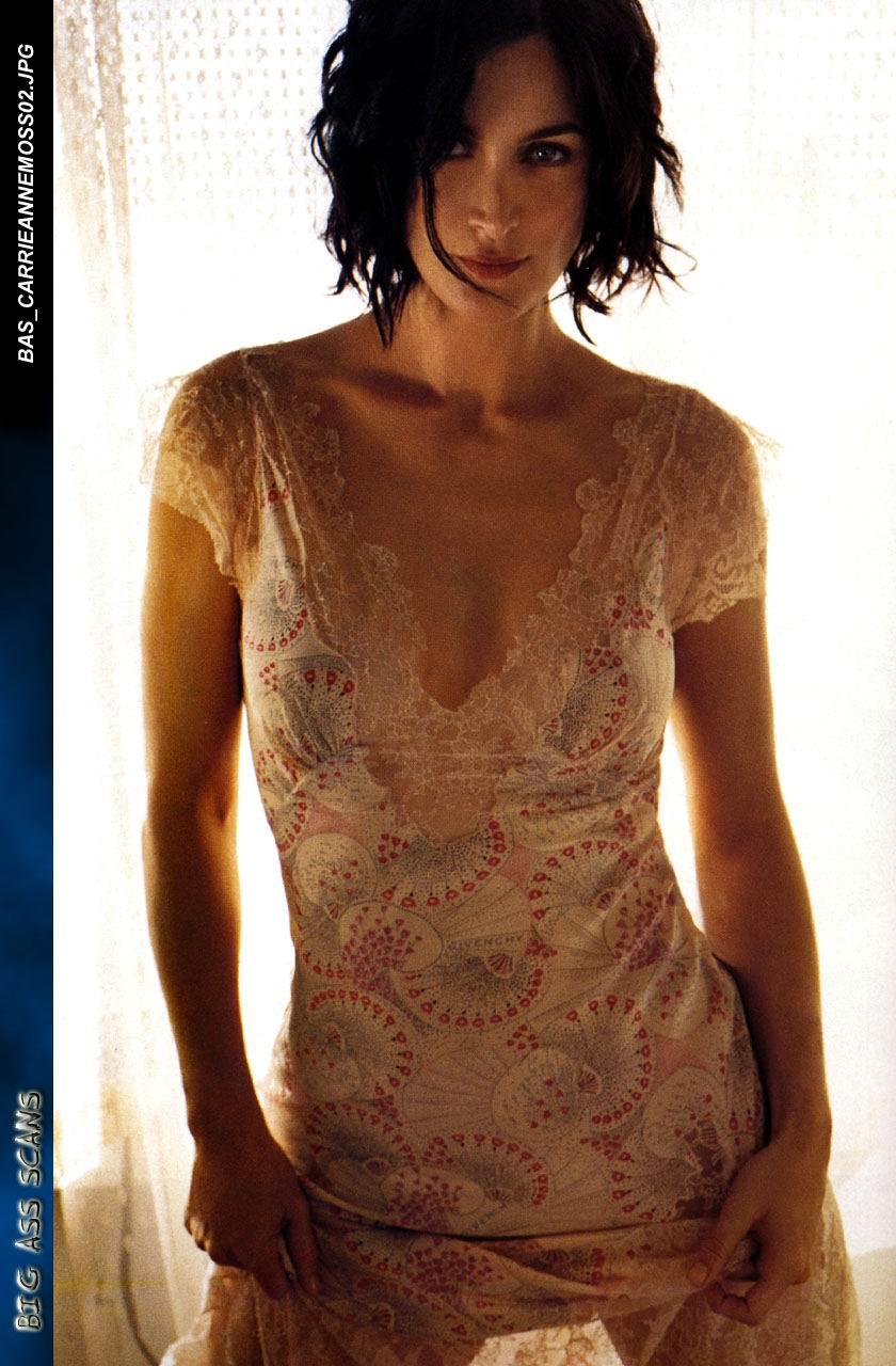 Carrie Anne Moss Desnuda Página 5 Fotos Desnuda Descuido Topless