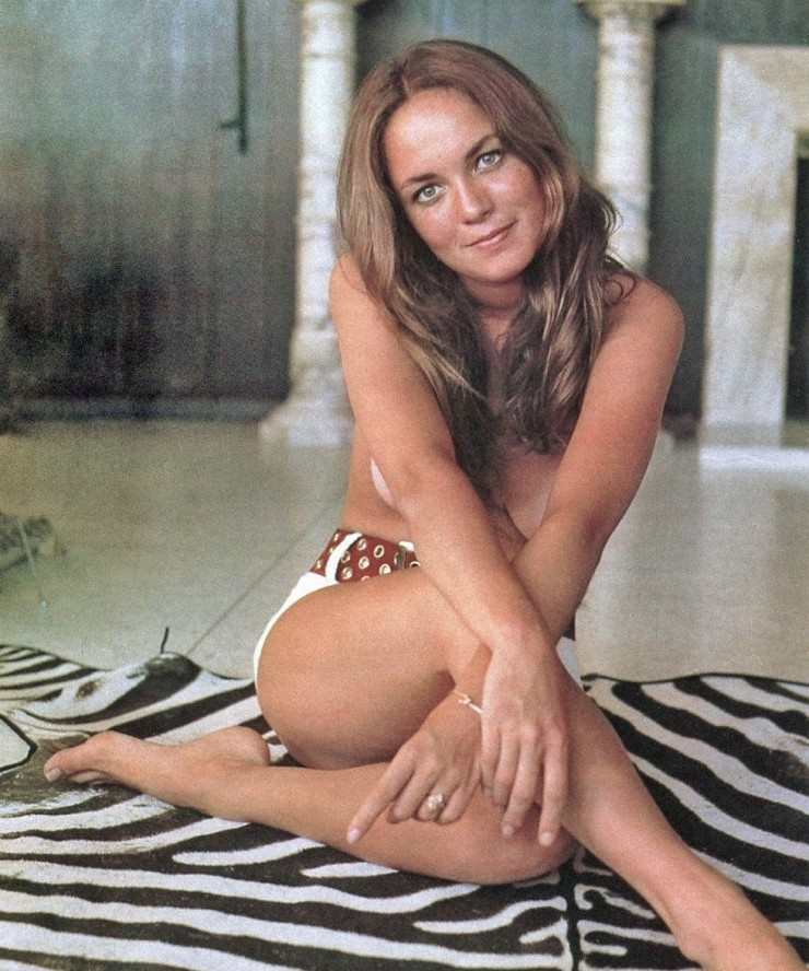 Catherine Bach nude - naked pictures of
