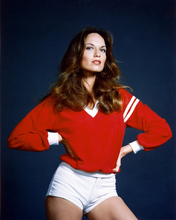 Has Catherine Bach ever been nude? -