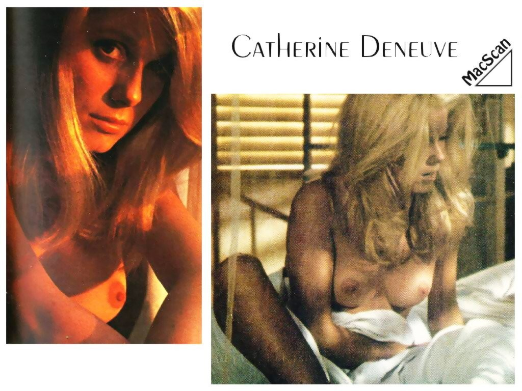 Catherine deneuve nude fakes