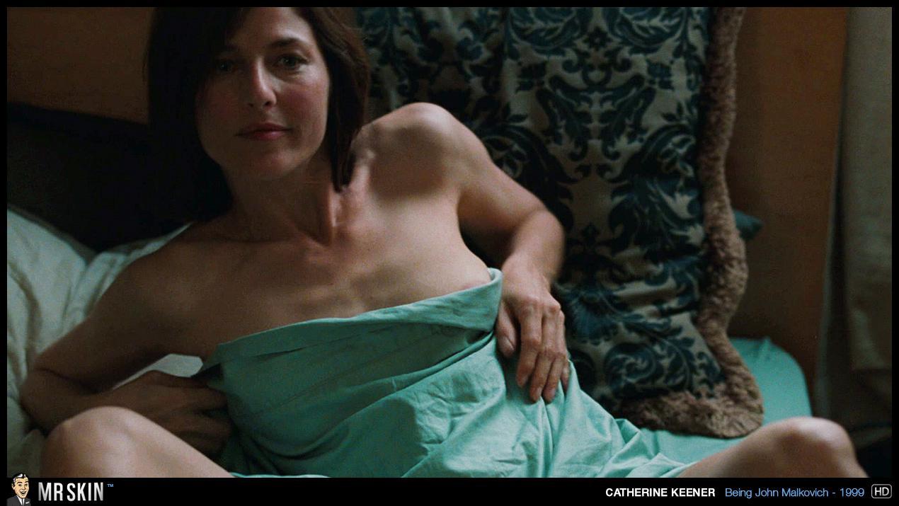 Catherine Keener Nude, Naked