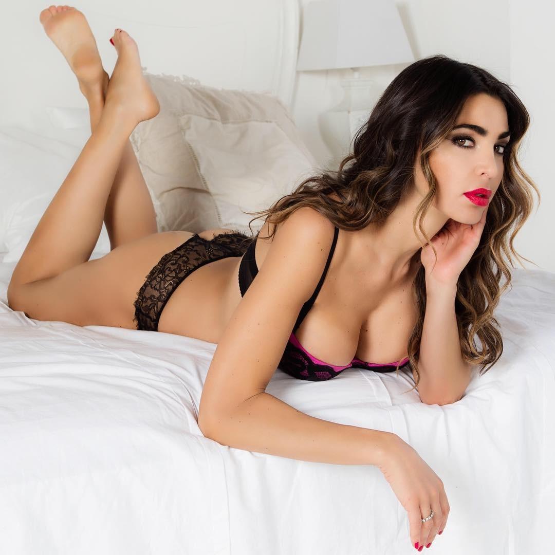 Cecilia nackt Capriotti Playboy Cybergirl