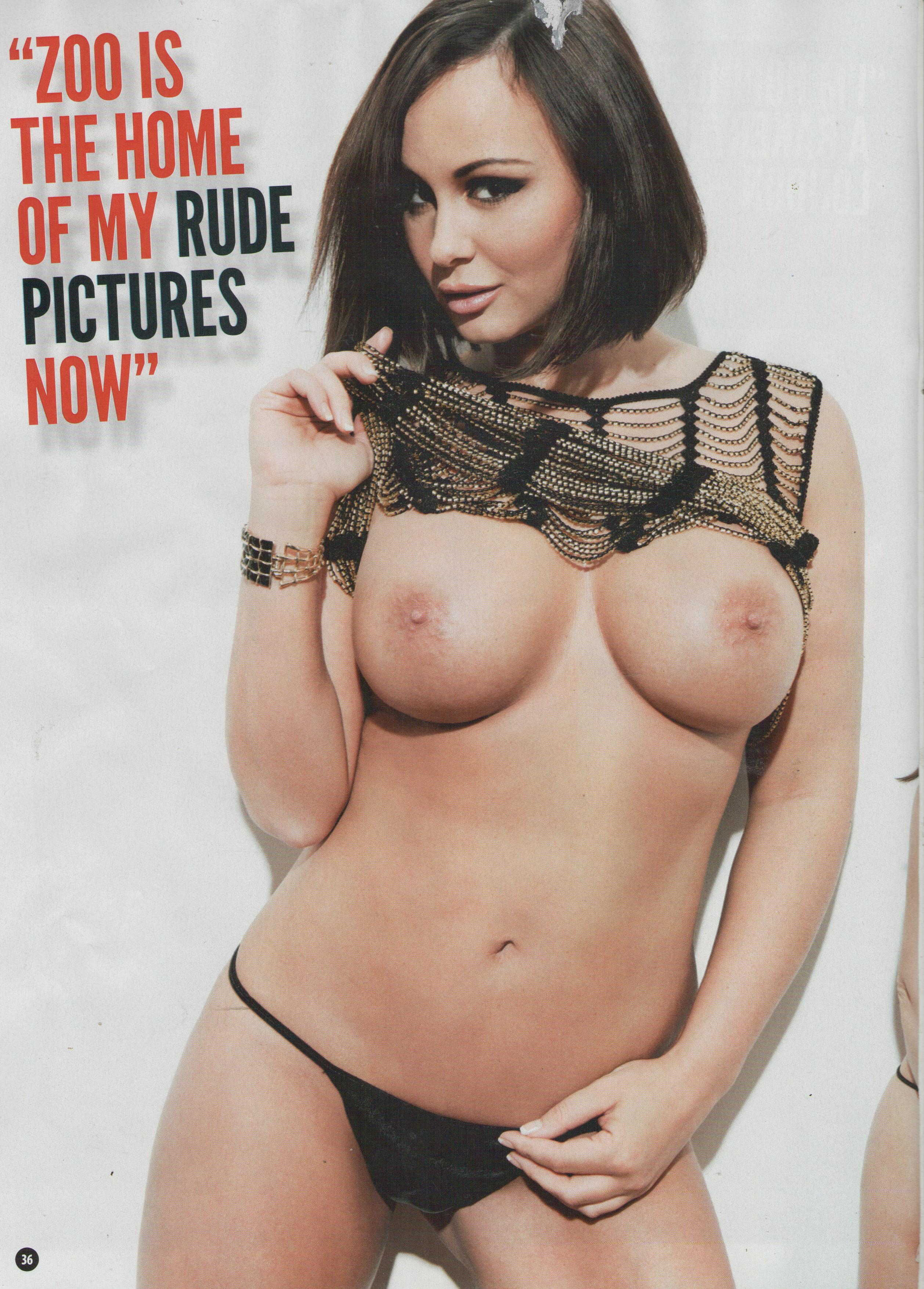 Chanelle Hayes Nude Banned Sex Tapes