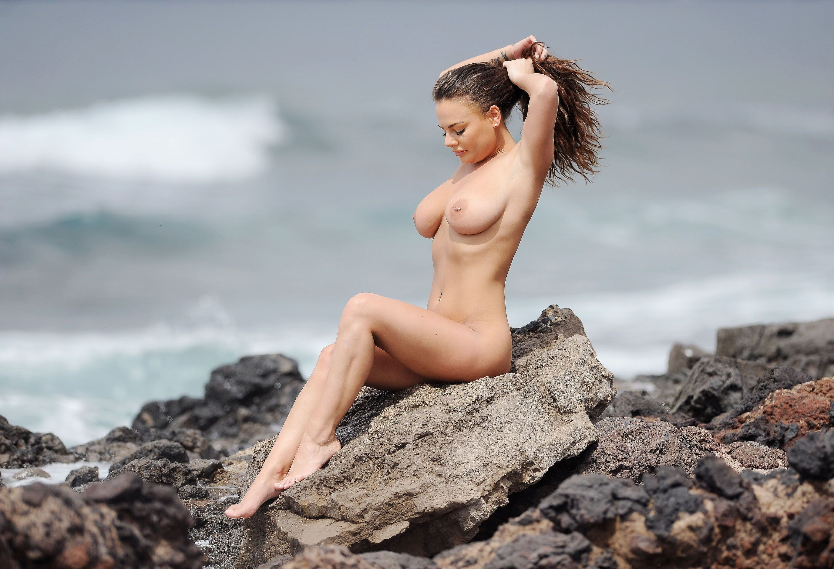 Girl nude greek women
