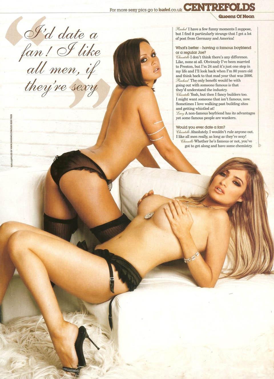 Chantelle houghton nude pics