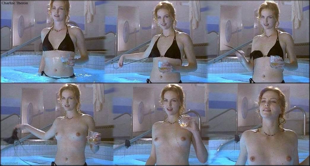 Charlize Theron Nude Scene
