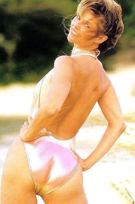 porn nude Christie brinkley