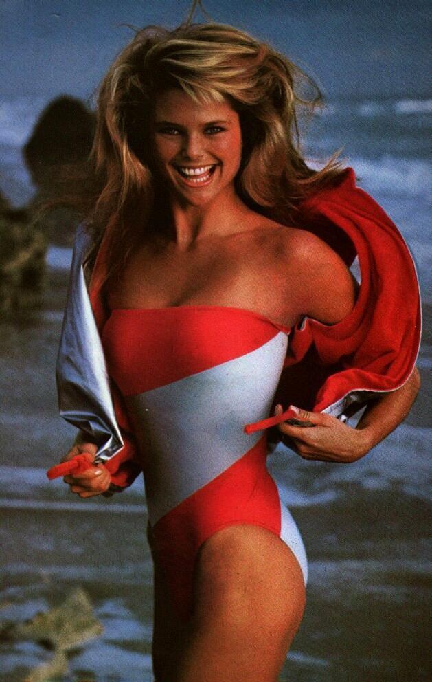 Christie Brinkly Nude