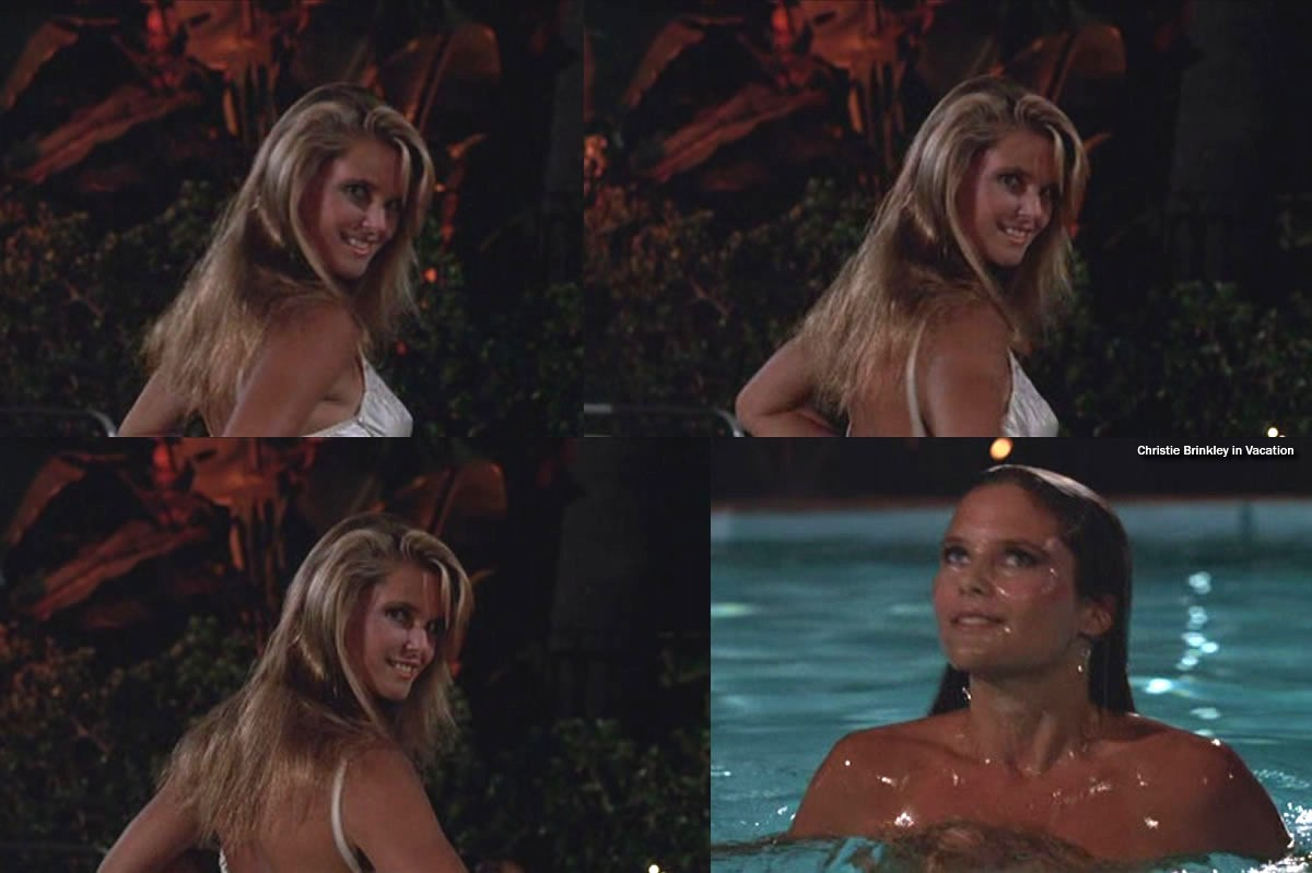 Christie Brinkley - Page 3 Pictures, Naked, Oops, Topless -2260