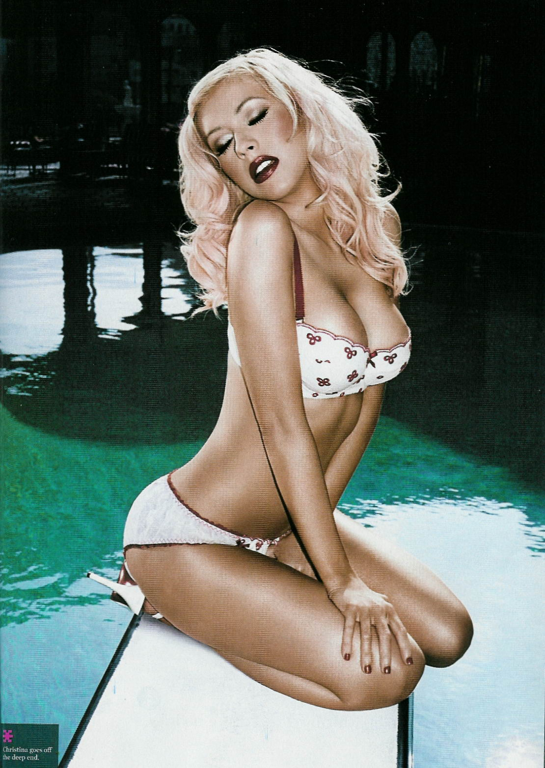 Christina, aguilera naked - free pictures and videos