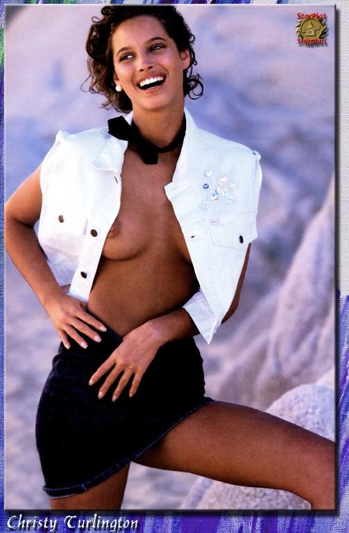 Christy turlington nude pics, page