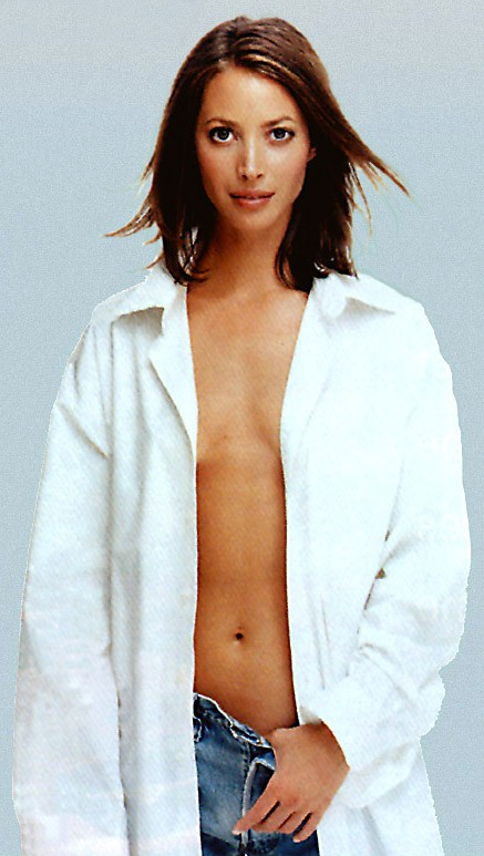 Christy Turlington - Page 6 Pictures, Naked, Oops, Topless -7498