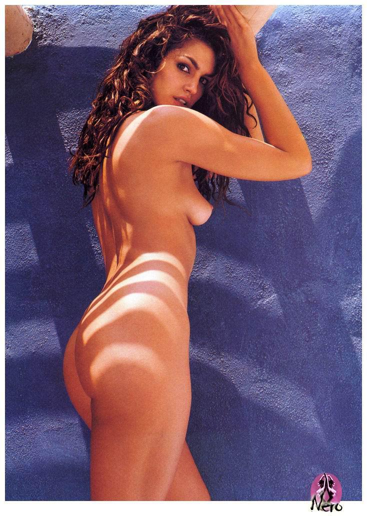 Fotos desnudas de Cindy crawford