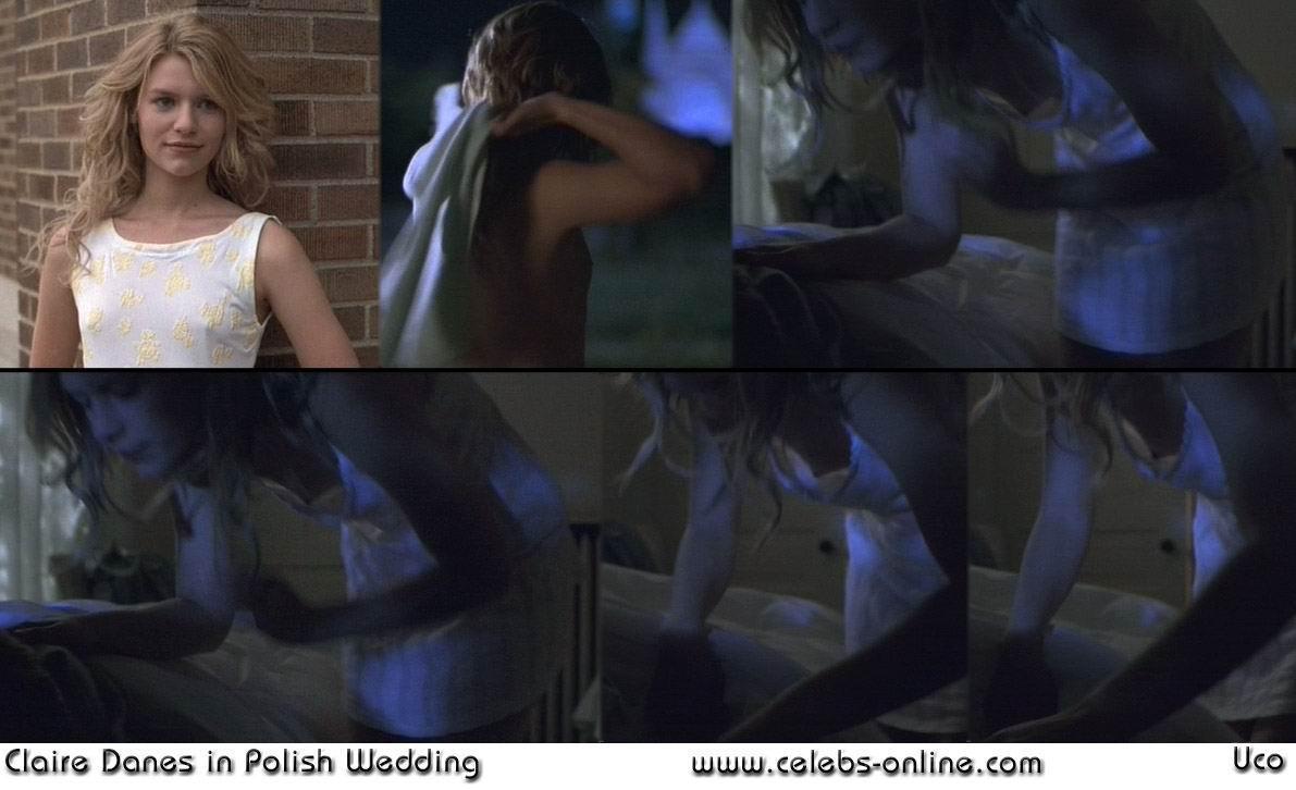 Claire Danes Nude Scenes