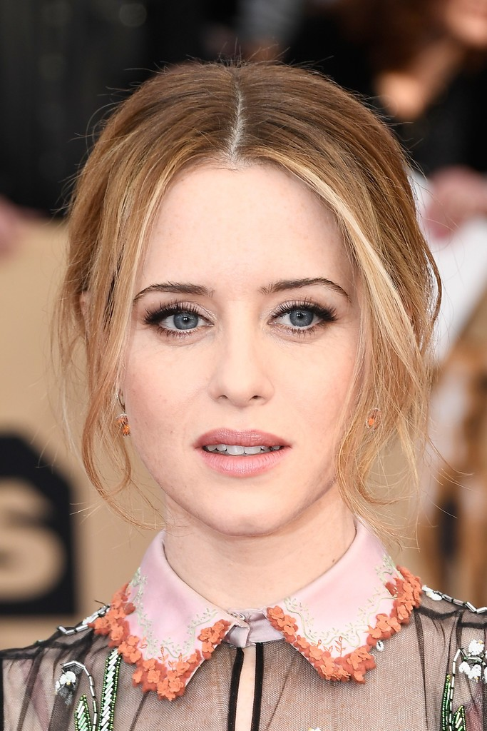 Foy nude claire Claire Foy: