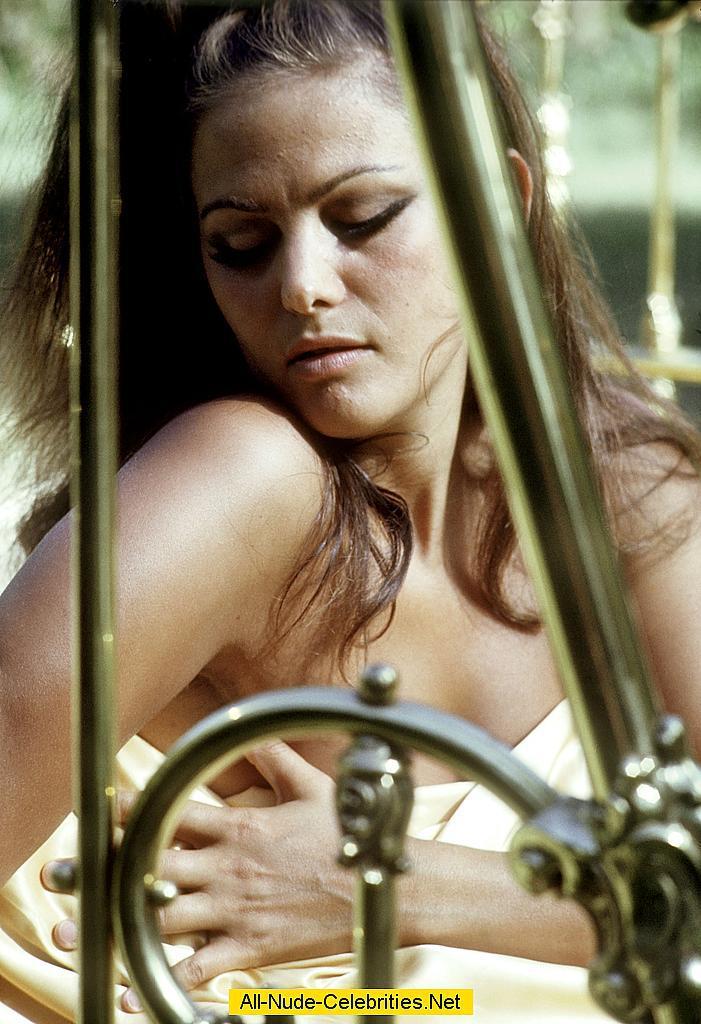 Nude Bilder von Claudia Cardinale