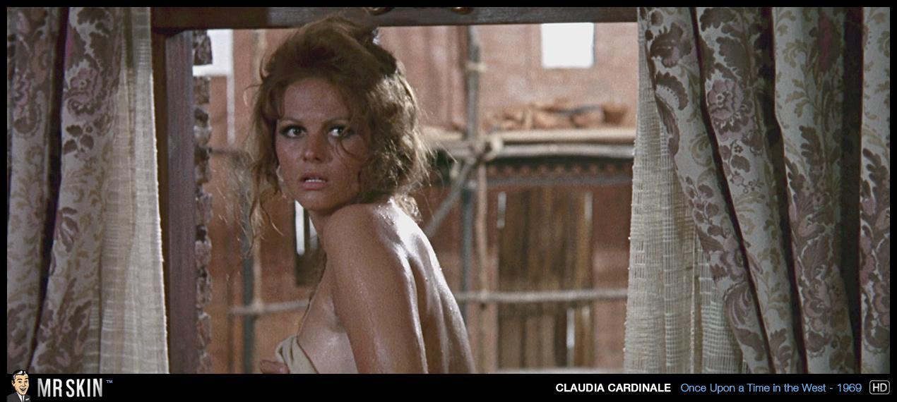 Claudia cardinale sex scene