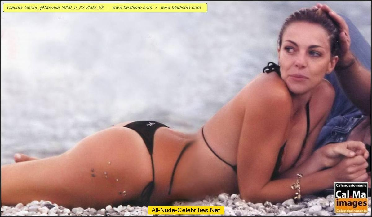 Porno Claudia Gerini naked (62 foto and video), Tits, Hot, Selfie, braless 2015