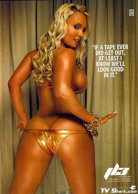 Nicole Coco Austin Nude Video