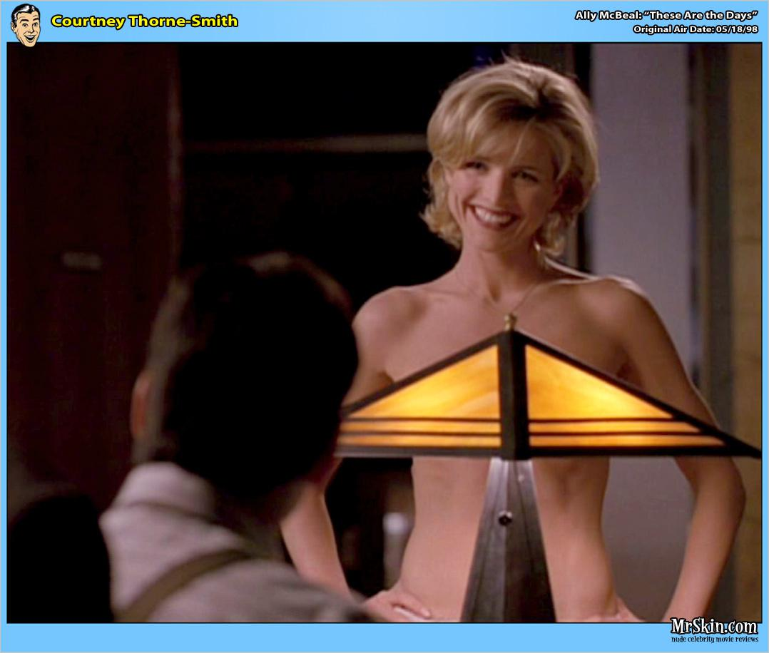 Shaking, support. Nude thorne courtney thorne smith agree, this
