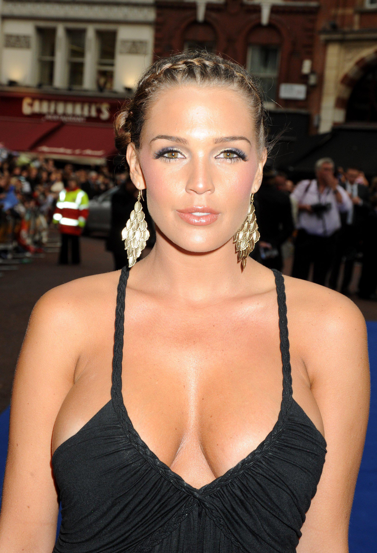 Celebrity glamour models