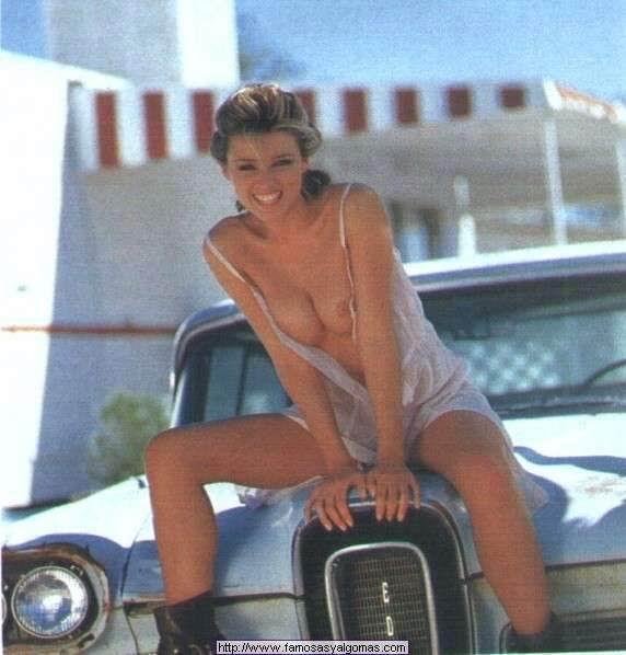 Dannii minogue s amazing tits #7