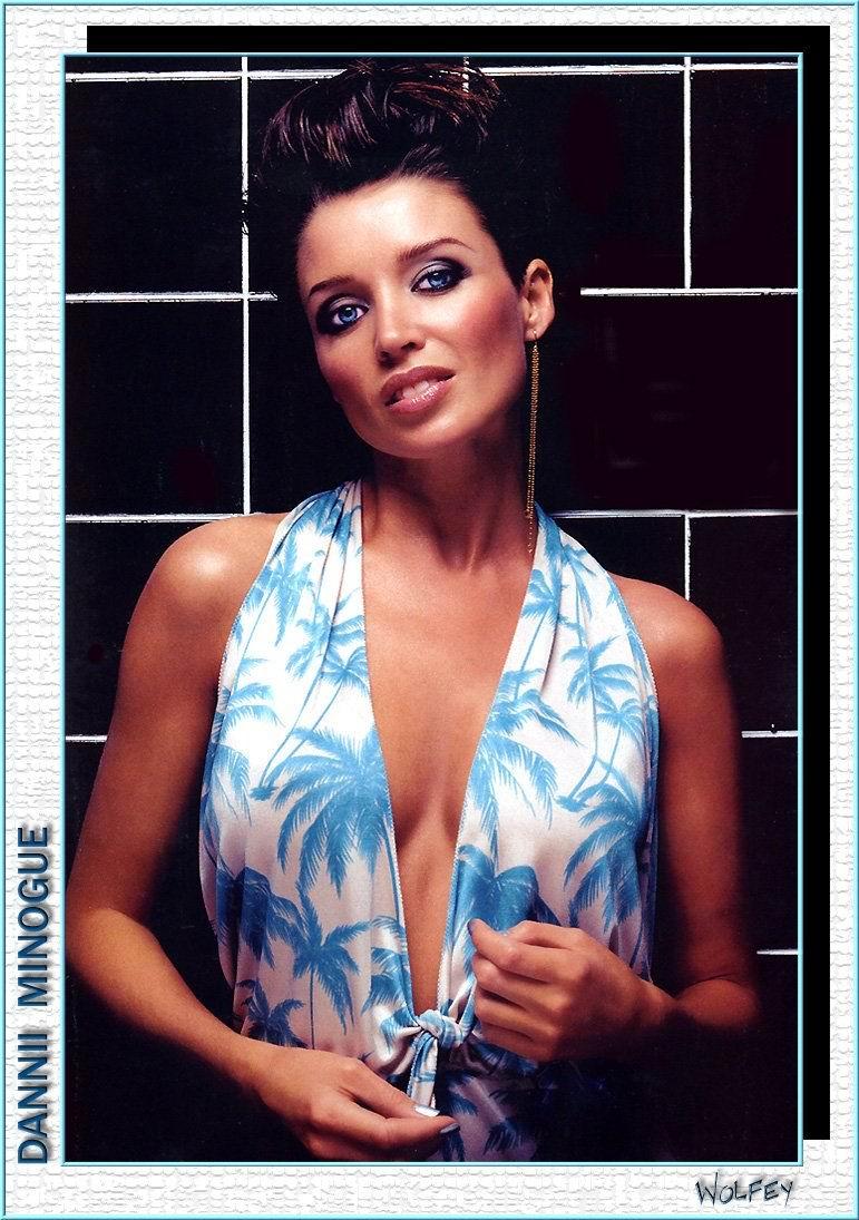 Free Danni Minogue Nude Pics 13