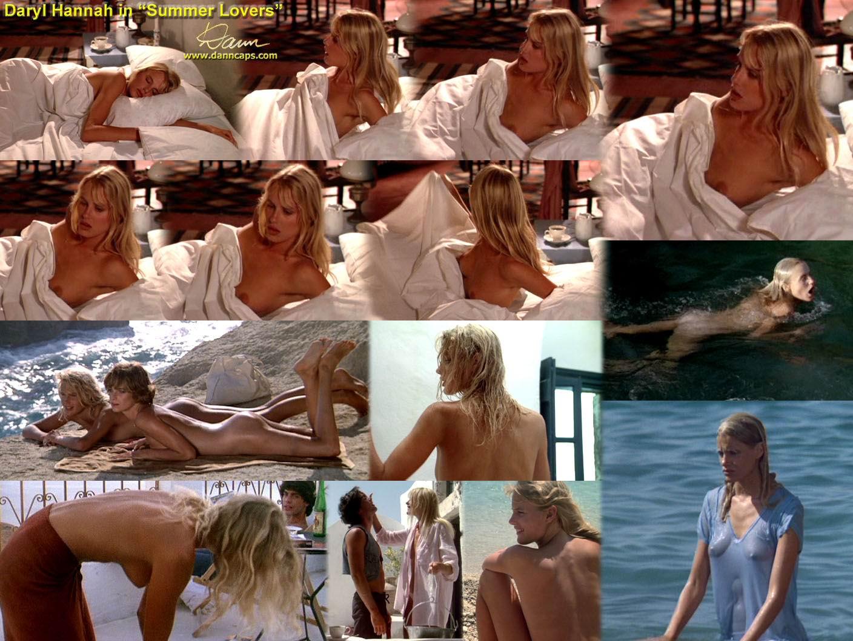Daryl Hannah Nude Fakes