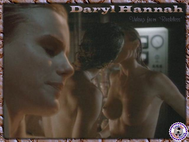 Daryl Hannah Completely Nude Pussy And Titties