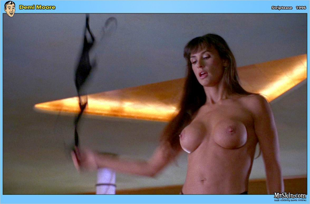 Demi moore naked porn